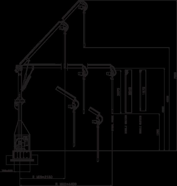 Sonda pentru prelevare cereale DV Stork Compact